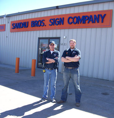 Sandau Brothers Sign Company