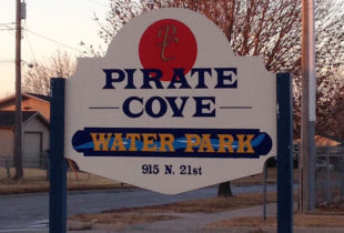 Water Park Signage