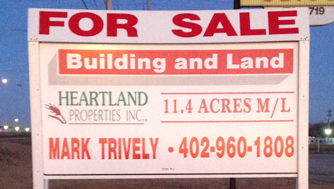 Real Estate Signage