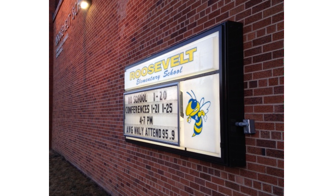 Marquee Sign