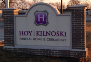 Funeral Home Monument