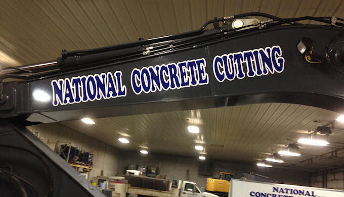 National Concrete Cutting