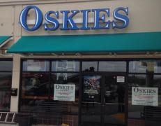 Oskies Lettering