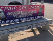 Repair Specialist Bench