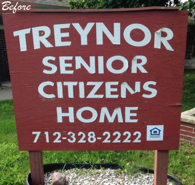 Treynor Before