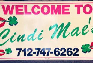Cindi Mae's Sign