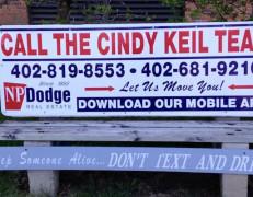 Bus Bench Advertising