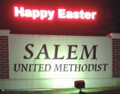 Salem's Monument