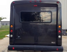 Fleet Graphics on Vehicle