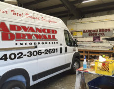 Business Van Lettering