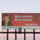 State Farm Billboard