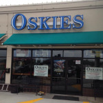 Oskies Business Lettering