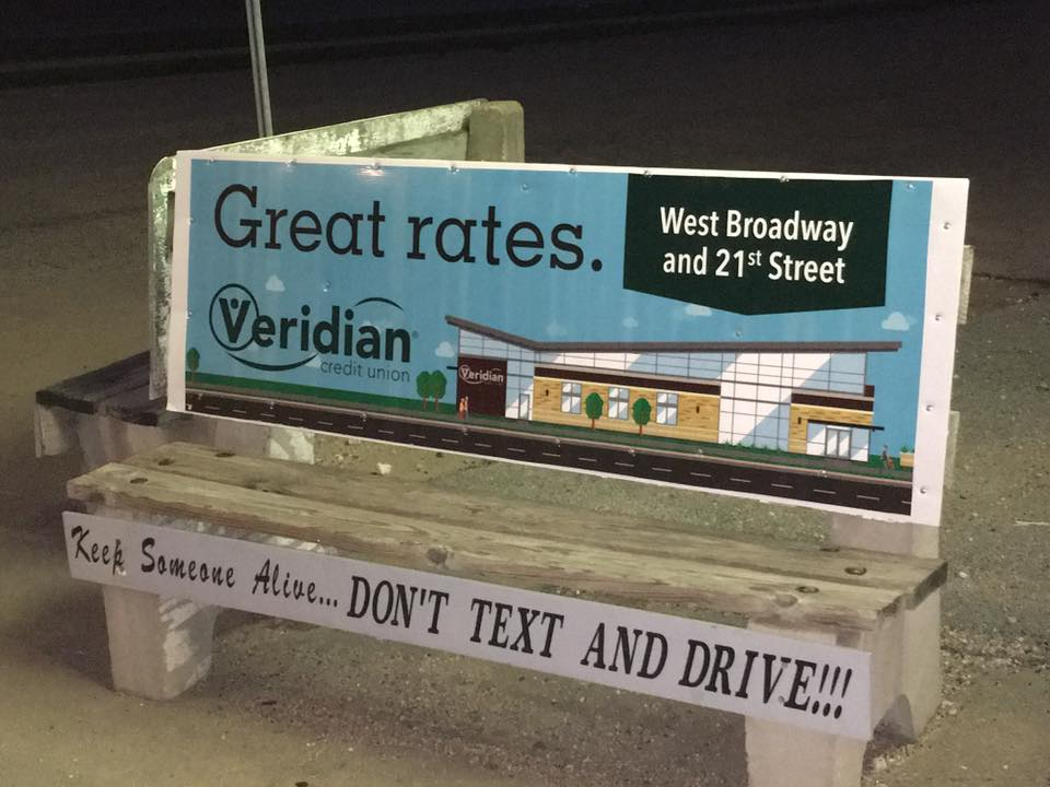 Bus Bench Advertising