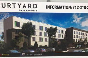 Marriot CourtYard Sign