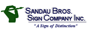 Sandau Bros. Sign Company